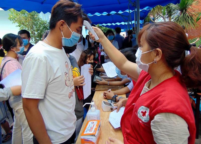 Hiến máu cứu người trong mùa dịch COVID-19 - ảnh 1