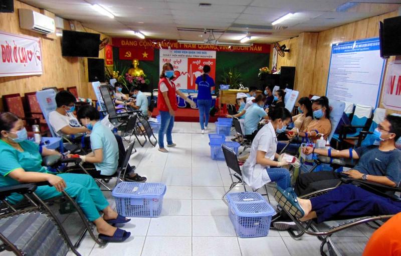 Hiến máu cứu người trong mùa dịch COVID-19 - ảnh 3