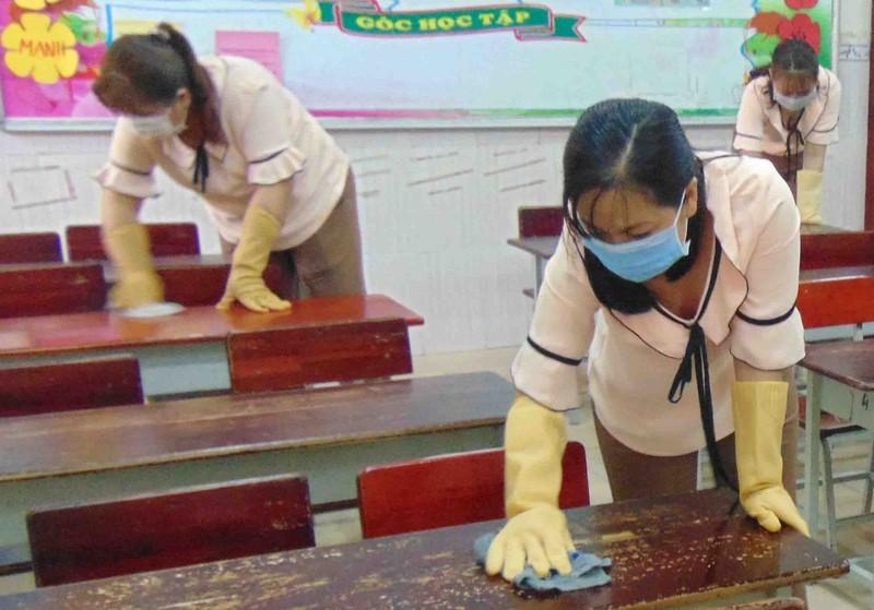 Khẩu trang tẩm tinh dầu hoặc muối có diệt được COVID-19? - ảnh 1