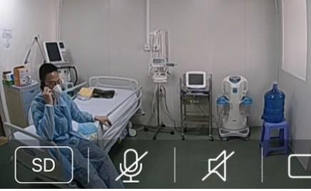 Bệnh viện dã chiến có phòng cách ly áp lực âm trị COVID-19 - ảnh 2