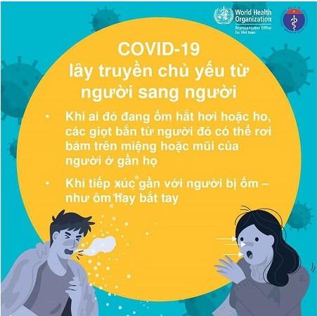 Giảm nguy cơ lây nhiễm COVID-19 bằng cách nào? - ảnh 1