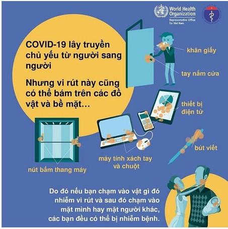 Giảm nguy cơ lây nhiễm COVID-19 bằng cách nào? - ảnh 3