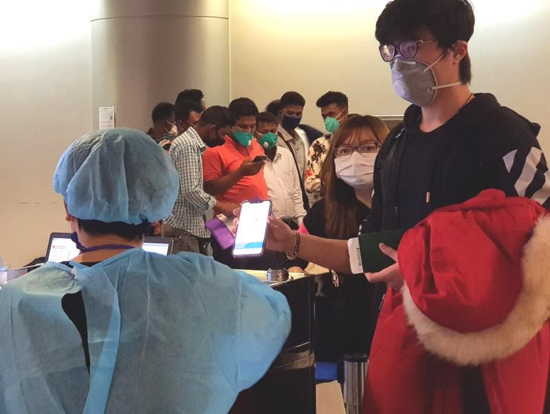 Sở Y tế TP.HCM chỉ đạo khẩn về tổ chức cách ly người nhập cảnh - ảnh 1