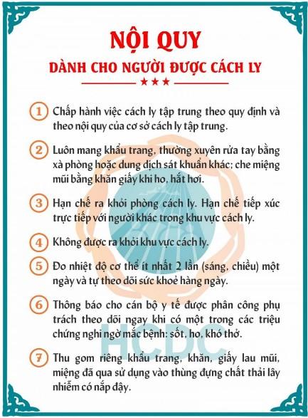 7 điều cần làm khi cách ly tập trung phòng COVID-19 - ảnh 2