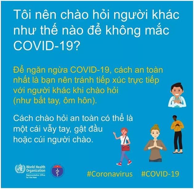 Đeo găng tay góp phần phòng COVID-19 - ảnh 1