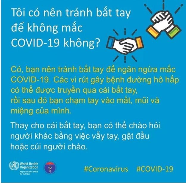 Đeo găng tay góp phần phòng COVID-19 - ảnh 2
