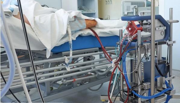 Bệnh nhân 91 'đông đặc phổi', vẫn phải thở máy  - ảnh 1