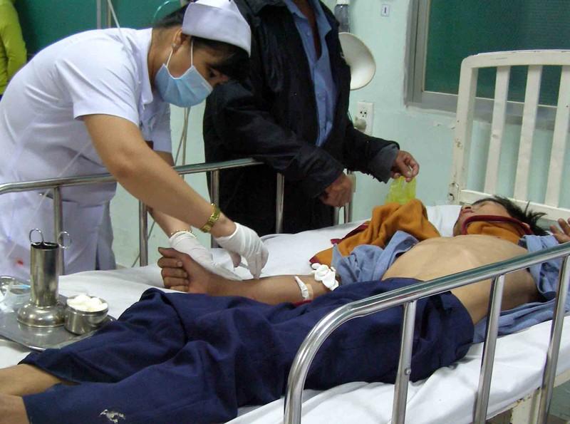 TP.HCM: Số ca cấp cứu do tai nạn giao thông ngày 30-4 giảm   - ảnh 1