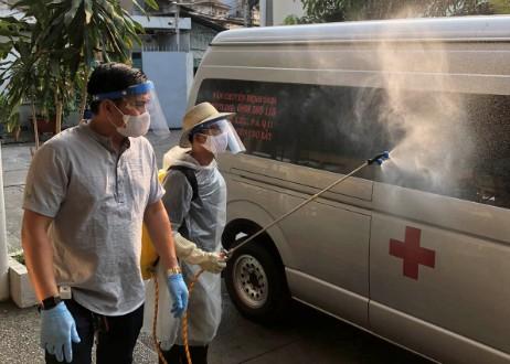 Thực hư việc xe cứu thương Bệnh viện Chợ Rẫy lấy giá cao - ảnh 2