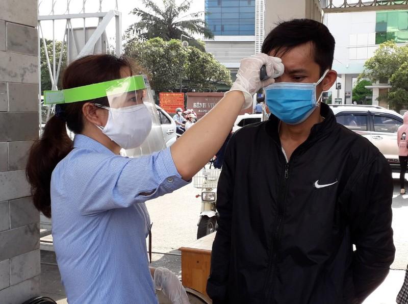 Người từ Đà Nẵng về TP.HCM phải khai báo y tế  - ảnh 1