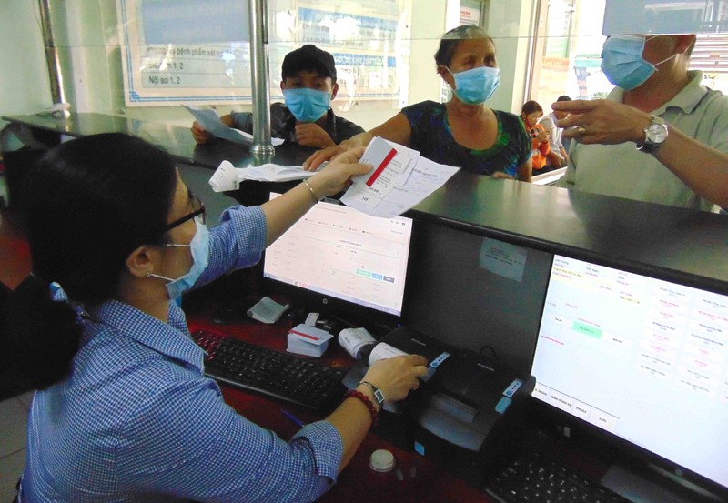 Bệnh viện Chợ Rẫy hoạt động bình thường - ảnh 1
