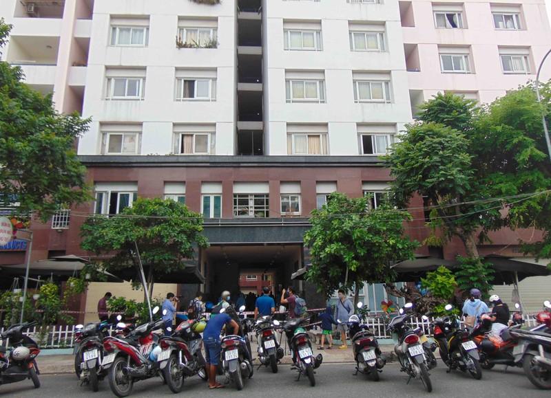TP.HCM: Thông tin thêm phong tỏa block B chung cư Thái An 2 - ảnh 1