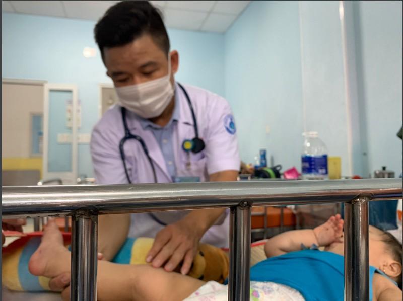 Sở Y tế TP.HCM thông tin thuốc điều trị tay chân miệng - ảnh 1