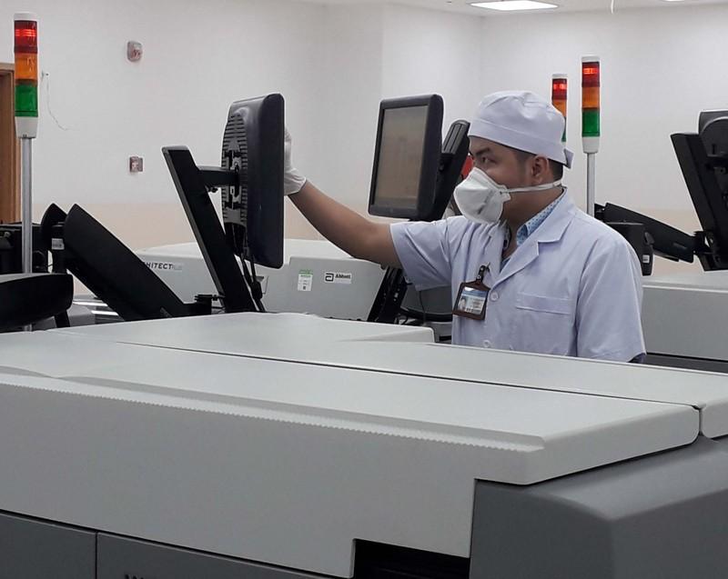 TP.HCM: Bệnh viện hơn 5.800 tỉ đồng đi vào hoạt động - ảnh 1