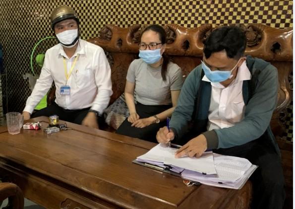 TP.HCM: Mạnh tay xử phạt vi phạm phòng chống COVID-19 - ảnh 1