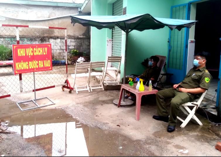 Hóc Môn phong tỏa 1 điểm ở xã Tân Thới Nhì do có ca bệnh COVID-19 - ảnh 1