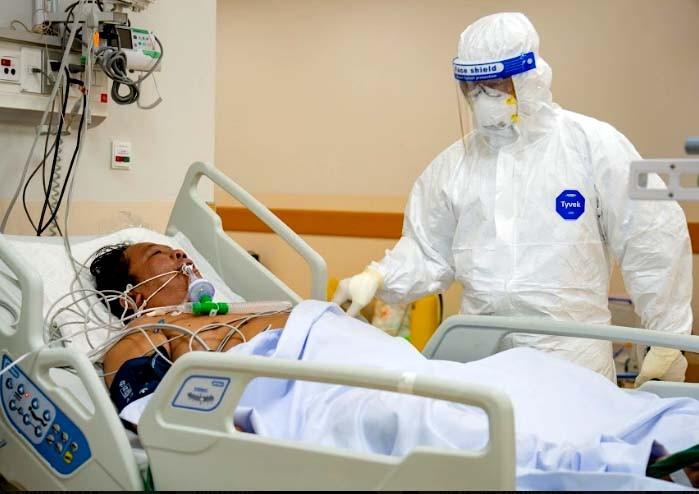 Hướng dẫn chuyển F0 tới bệnh viện và tháp 5 tầng điều trị COVID-19 ở TP.HCM - ảnh 1