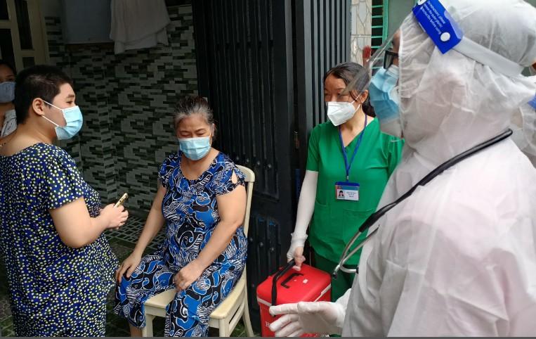 TP.HCM: Nhiều F0 bị buộc cách ly tập trung cho dù đủ điều kiện điều trị tại nhà  - ảnh 1