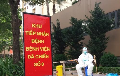 Các bệnh viện dã chiến của TP.HCM đã hoàn thành sứ mệnh - ảnh 1
