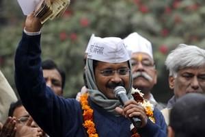 Ông Delhi Arvind Kejriwal. (Nguồn: dnaindia.com)