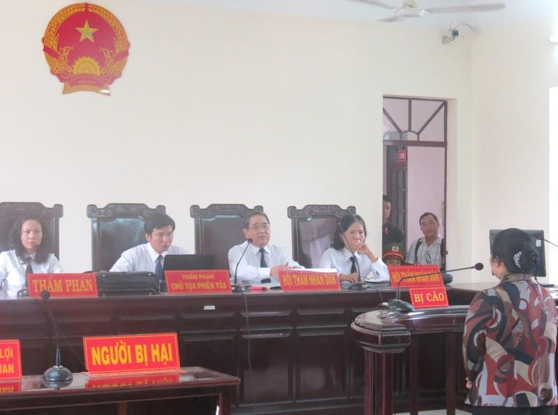 Tòa tuyên án tử hình bị cáo Lê Thị Hường - ảnh 5