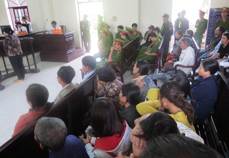 Tòa tuyên án tử hình bị cáo Lê Thị Hường - ảnh 6