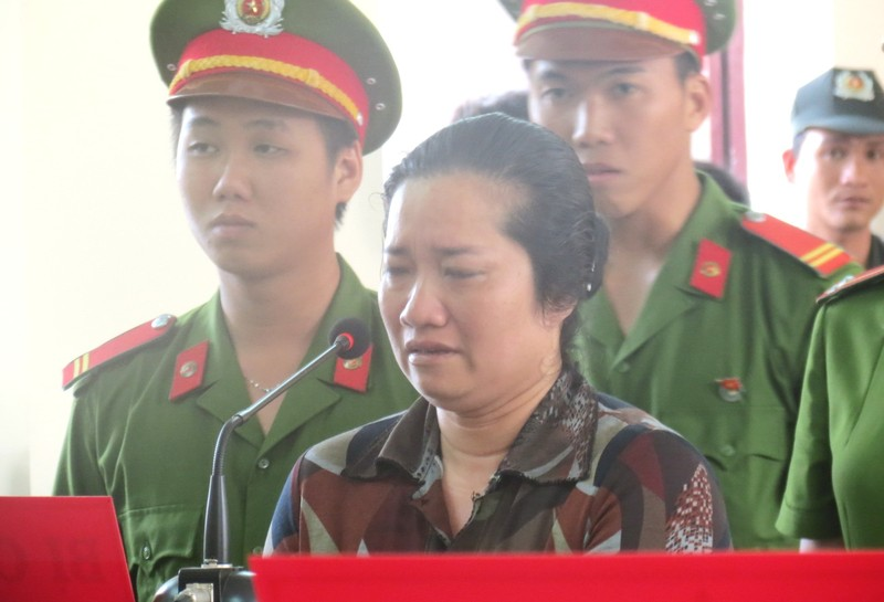 Tòa tuyên án tử hình bị cáo Lê Thị Hường - ảnh 2