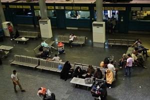 Sân bay quốc tế Libya. (Nguồn: en.ria.ru)