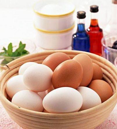 Những thức ăn không nên ăn với trứng gà
