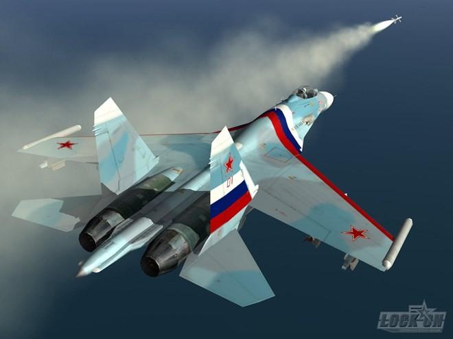 Nga tập trận không quân quy mô lớn gần Ukraine - ảnh 1