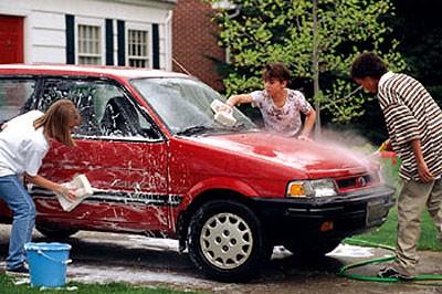 Kỹ thuật rửa xe an toàn và hiệu quả - ảnh 3