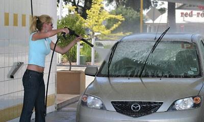 Kỹ thuật rửa xe an toàn và hiệu quả - ảnh 2