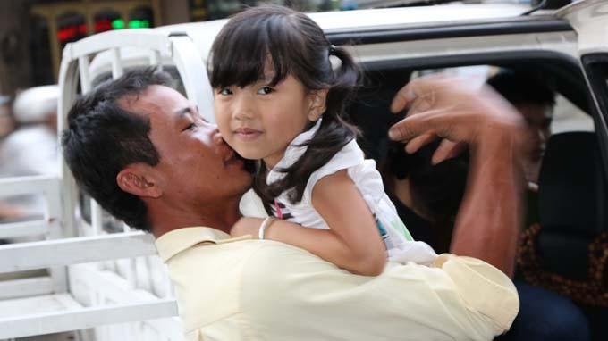 """Tạm giữ nghi can """"bắt cóc"""" bé gái ở bệnh viện Nhi Đồng 1 - ảnh 1"""