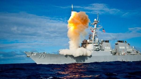 Mỹ điều tàu phòng thủ tên lửa sang Nhật đối phó với Triều Tiên - ảnh 1