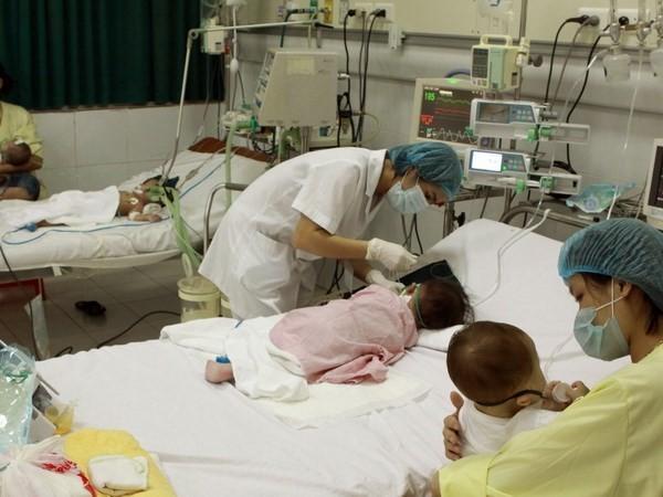 Thêm một bệnh nhân tử vong do sởi  - ảnh 1