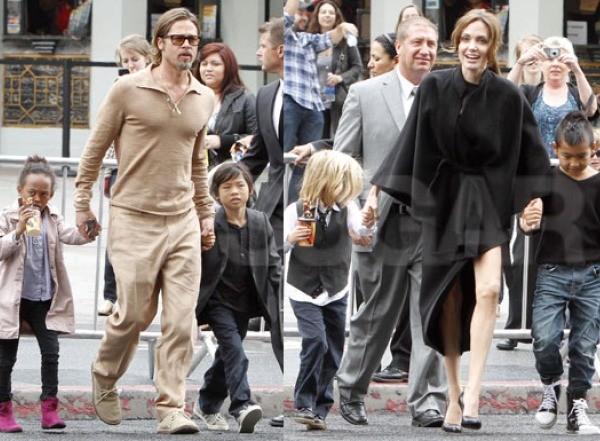 Góc khuất cuộc đời 'người đàn bà gợi cảm' Angelina Jolie - ảnh 6