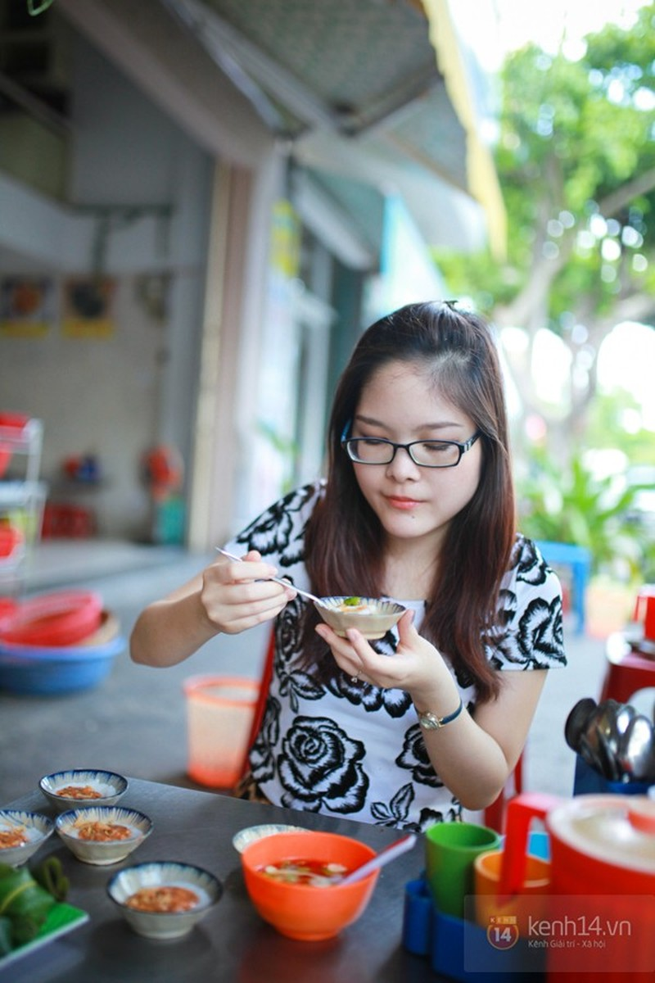 Gặp cô gái Việt lên báo NewYork Times nhờ quảng bá ẩm thực Đà Nẵng  - ảnh 4
