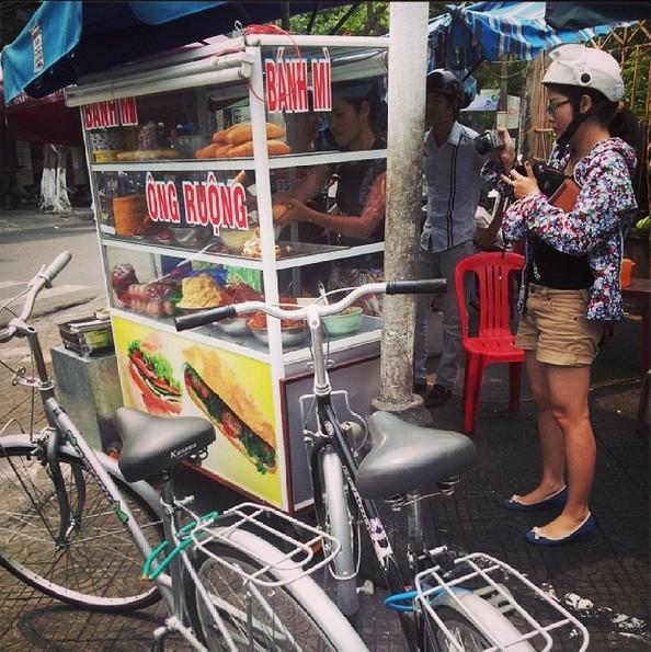 Gặp cô gái Việt lên báo NewYork Times nhờ quảng bá ẩm thực Đà Nẵng  - ảnh 3