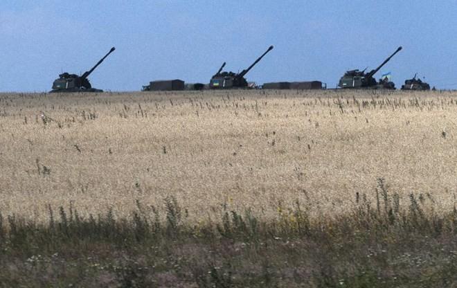 Mỹ định cấp 19 triệu USD để Ukraine dẹp lực lượng ly khai - ảnh 1