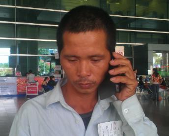 25 lao động Việt Nam từ Lybia đã về nước - ảnh 2