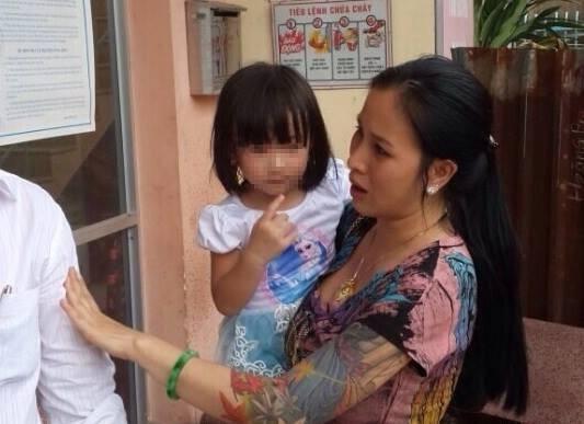 Bà giúp việc 'bắt cóc' con gái chủ nhà để tống tiền - ảnh 1