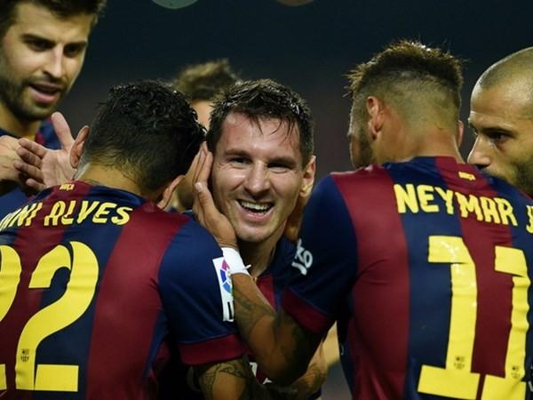 Kết quả: Ronaldo giúp Real Madrid đại thắng, Messi cận kề vĩ đại nhất - ảnh 1
