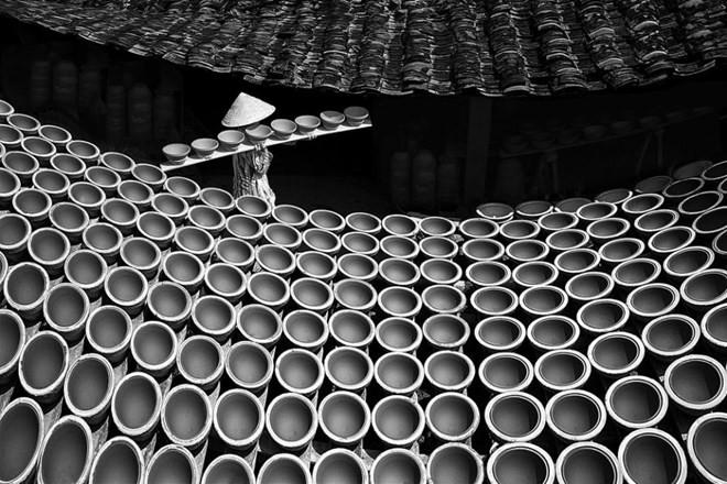 Trần Đinh Thương đoạt giải đặc biệt cuộc thi ảnh quốc tế CGAP 2014 - ảnh 1