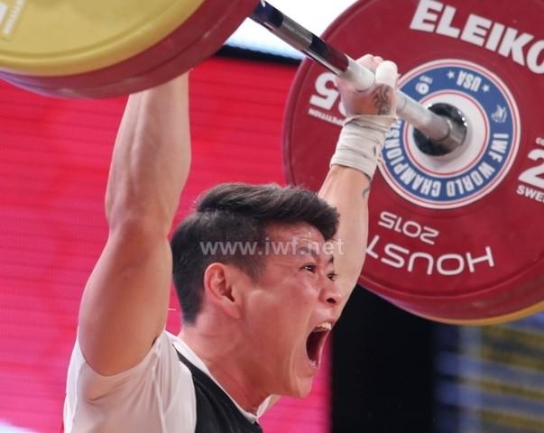 Thạch Kim Tuấn giành huy chương đồng giải cử tạ vô địch thế giới - ảnh 1