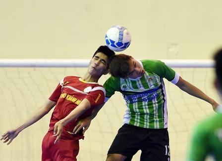 Giải Cúp Quốc gia Futsal: Thái Sơn Nam quá mạnh, Thái Sơn Bắc thua trận - ảnh 2