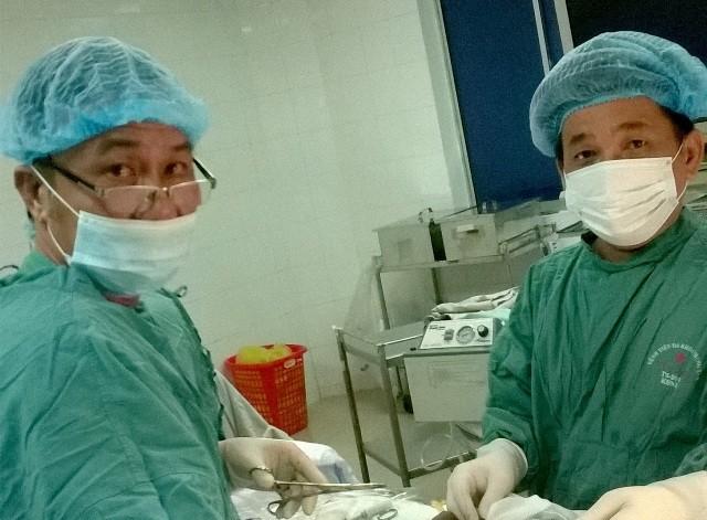 Bệnh viện Tiền Giang nối thành công 'của quý' bị gãy - ảnh 1