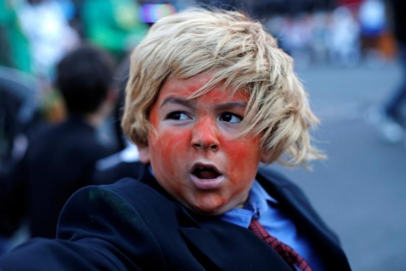 Sắc màu ma quái của lễ Halloween trên khắp thế giới - ảnh 4