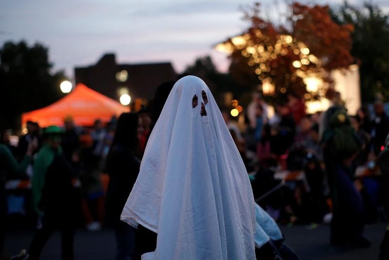 Sắc màu ma quái của lễ Halloween trên khắp thế giới - ảnh 7