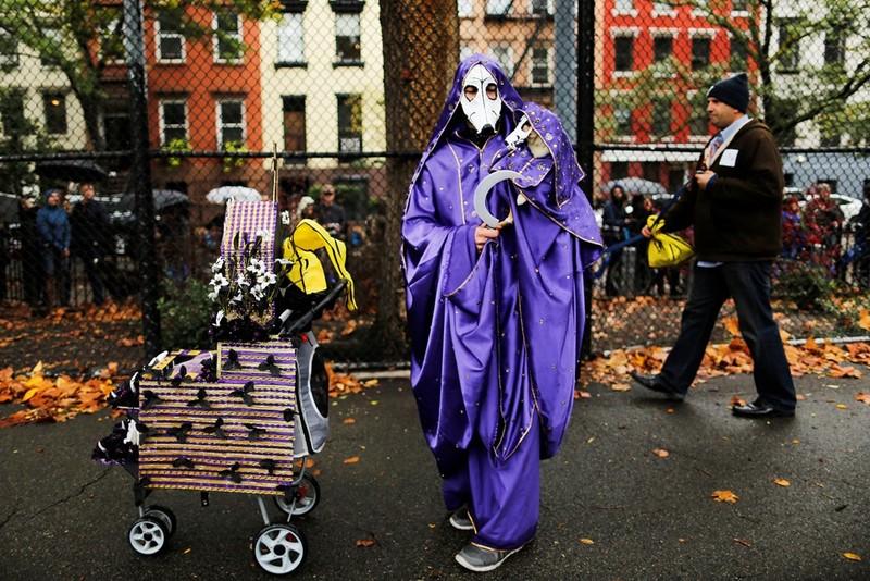 Sắc màu ma quái của lễ Halloween trên khắp thế giới - ảnh 8