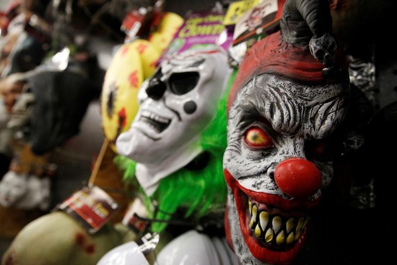 Sắc màu ma quái của lễ Halloween trên khắp thế giới - ảnh 10